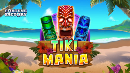"""Fortune Factory Studios' new """"Tiki Mania"""" fourth November launch for Microgaming"""