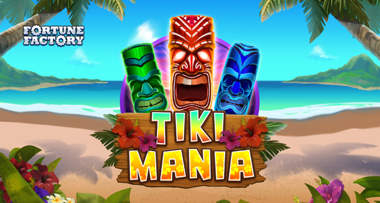 "Fortune Factory Studios' new ""Tiki Mania"" fourth November launch for Microgaming"