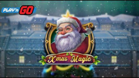 Play'n GO debuts new Xmas Magic video slot