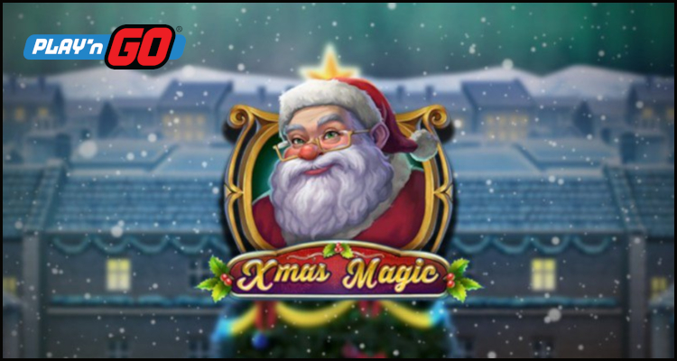 Play'n GO debuts new Xmas Magic video slot