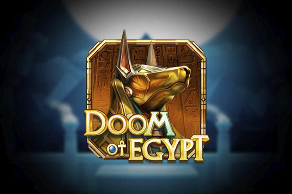 Play'n GO Releases Doom of Egypt Video Slot