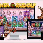 NetEnt AB getting in the Christmas spirit with new Santa vs Rudolf video slot