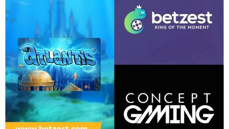 Online Casino and Sports Betting operator BETZEST™ goes live with Concept Gaming™