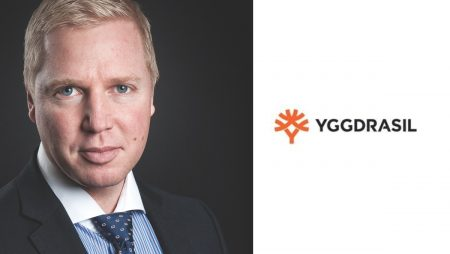 Björn Krantz joins Yggdrasil as Head of Publishing