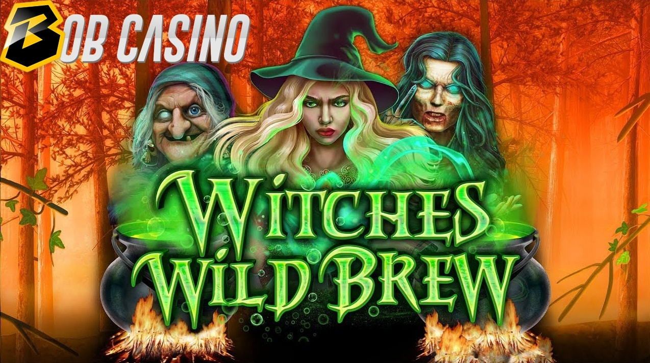 Witches Wild Brew Slot Review (Booming Games)