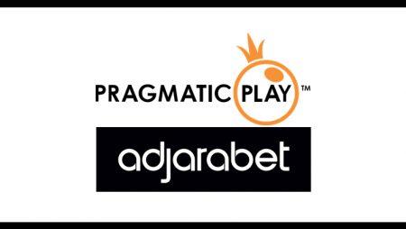 Adjarabet launches Pragmatic's live casino suite