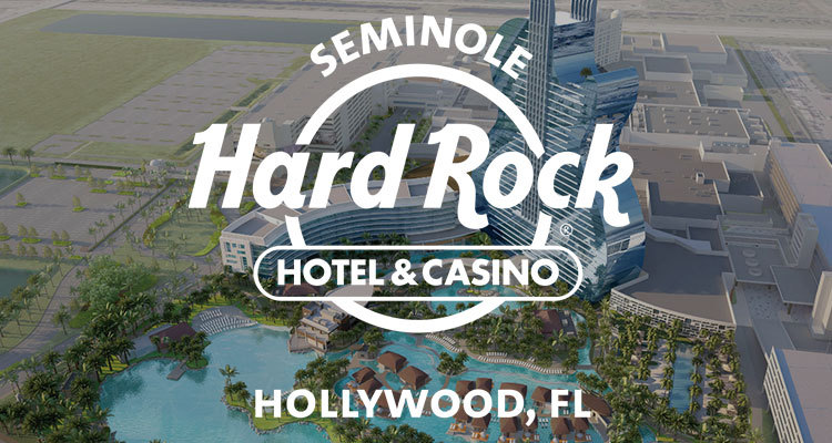 Seminole Hard Rock Hollywood preparing for Rock 'N' Roll Poker Open