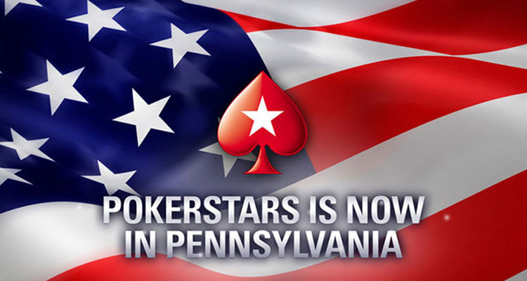 PokerStars launches first-ever poker site in Pennsylvania; plus online casino