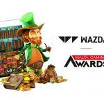 Wazdan's Larry the Leprechaun Wins Slot Game of the Year at the MGA Awards