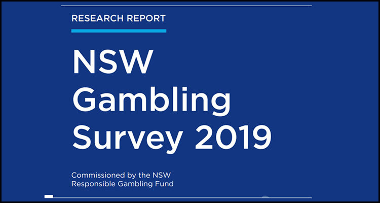Survey reveals decline in New South Wales gambling rates