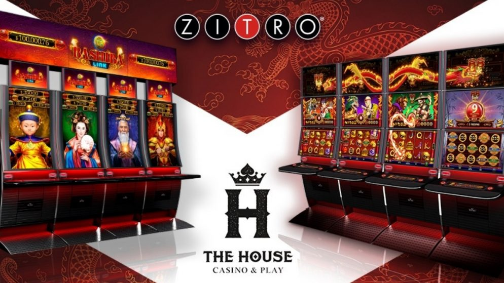 Fun And Entertainment In Casino House With Zitro's Illusion And Allure