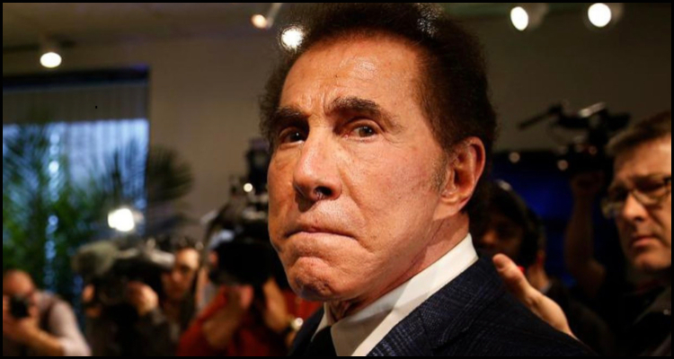 Steve Wynn responds to Nevada Gaming Control Board complaint
