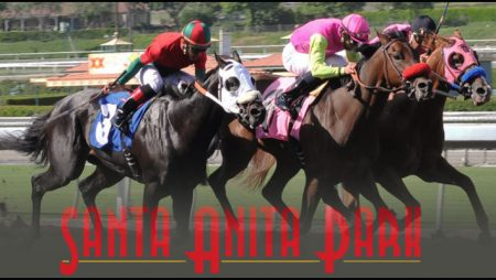 Animal rights activists renew Santa Anita Park horseracing protests
