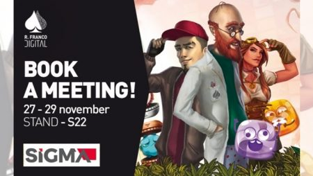 R. Franco Digital to display its global gaming suite at SiGMA Malta