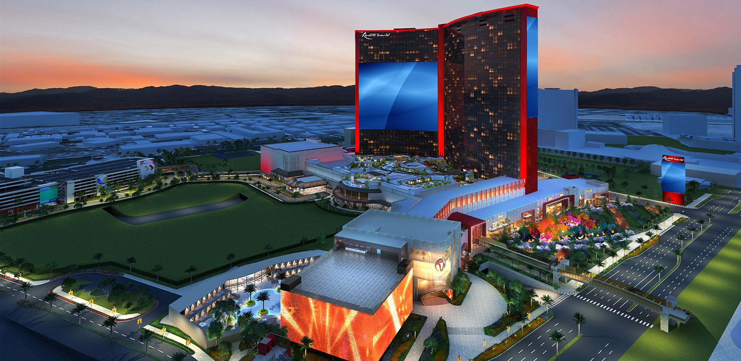 Resorts World Las Vegas plans extended