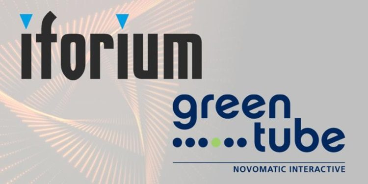 Iforium pens new content integration agreement with Greentube