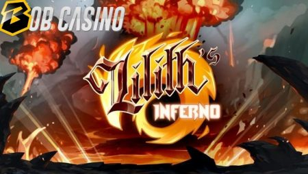 Lilith's Inferno Slot Review (Yggdrasil)