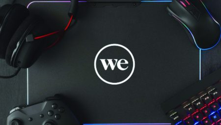 WeWork Parent We Co. to Enter into eGaming Business