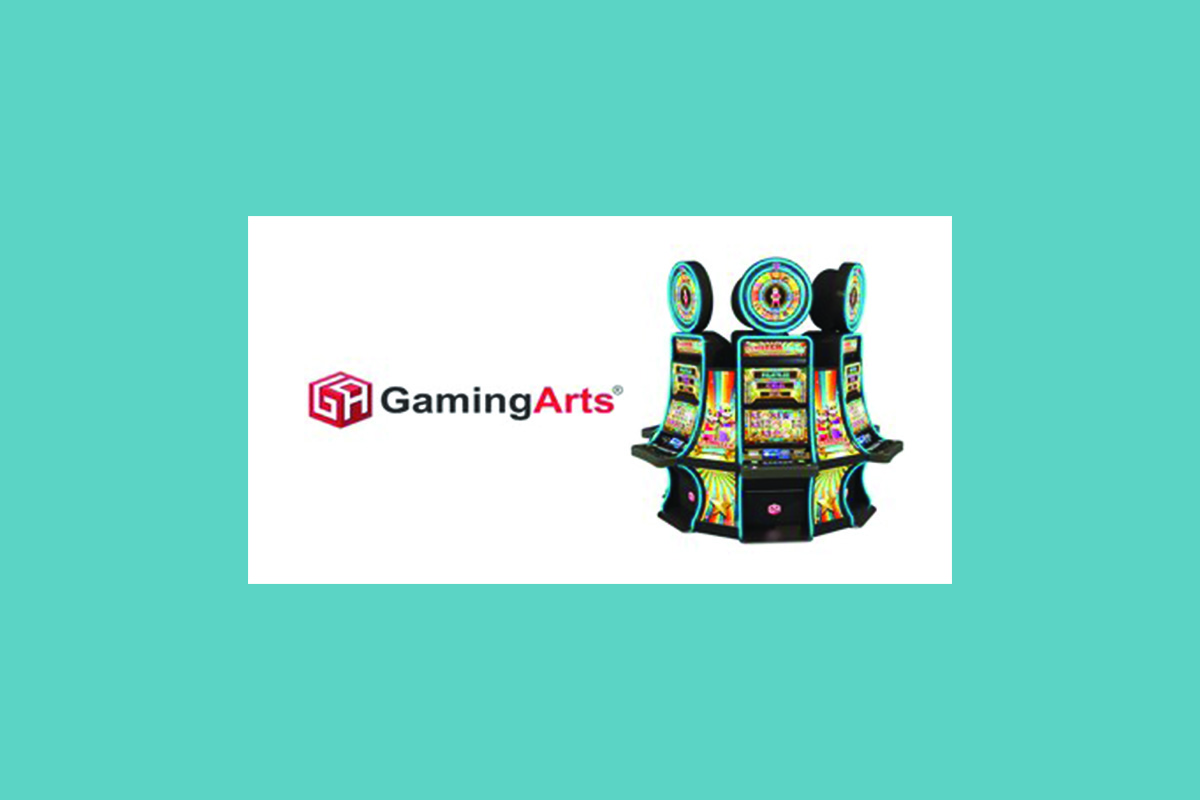 Gaming Arts Announces Key Milestones Following Successful G2E 2019