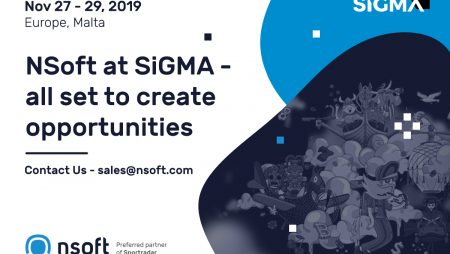 NSoft at SiGMA – all set to create opportunities