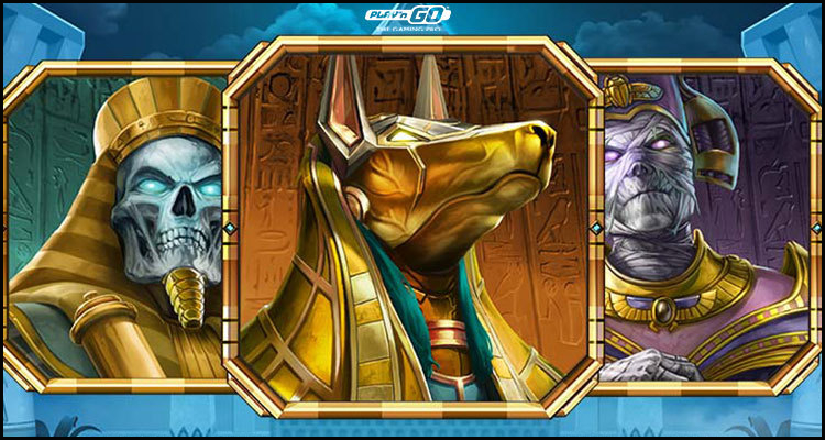 Play'n GO unleashes new Doom of Egypt video slot