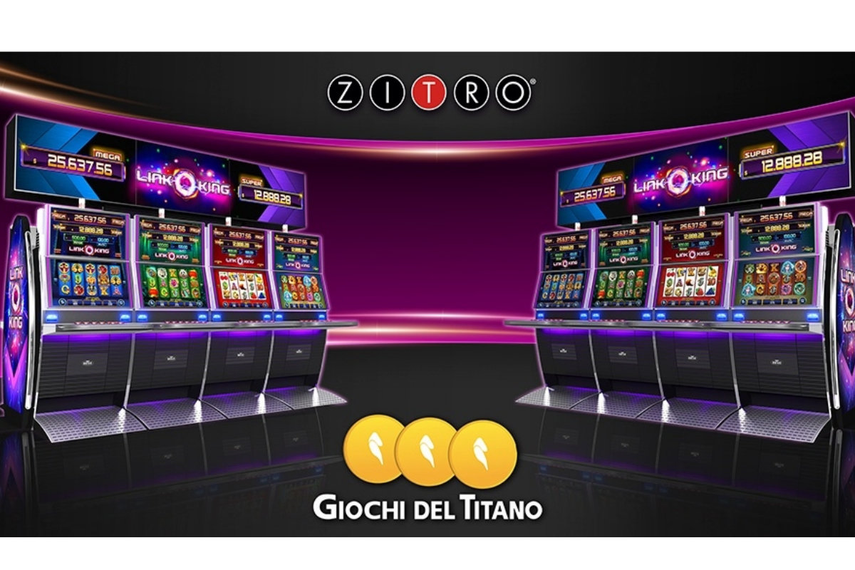 Zitro's Link King Sparkles In San Marino