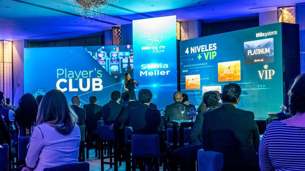 Win holds event in Mexico City