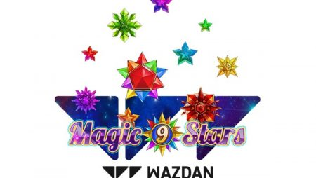 Wazdan's Beloved Slot Series, Magic Stars, Receives a New Star Game with Magic Stars 9