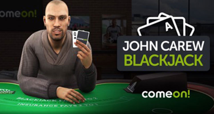 Yggdrasil adds to innovative blackjack series with John Carew Blackjack title