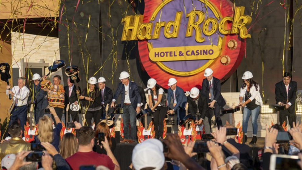 Hard Rock Introduces The Game Plan Challenge