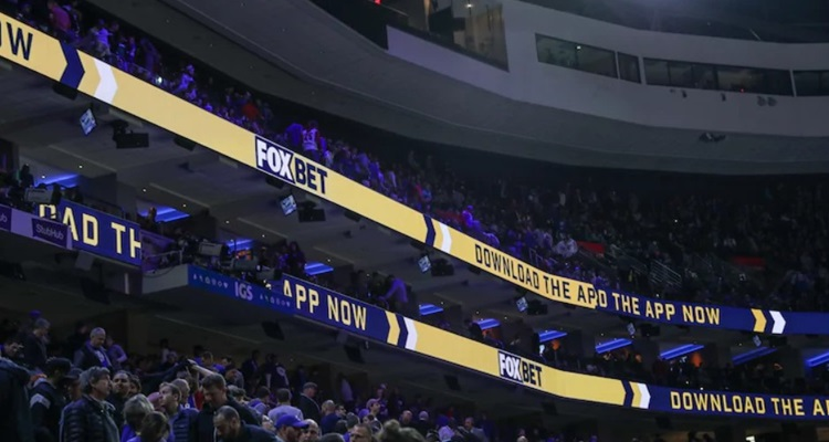 FOX Bet now official betting partner of the Philadelphia 76ers