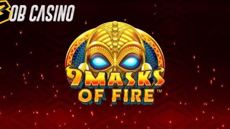 9 Masks of Fire Slot Review (Gameburger)