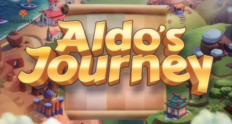 "Yggdrasil's new slot ""Aldo's Journey"" takes us on a quest for riches across four exotic, faraway cities"