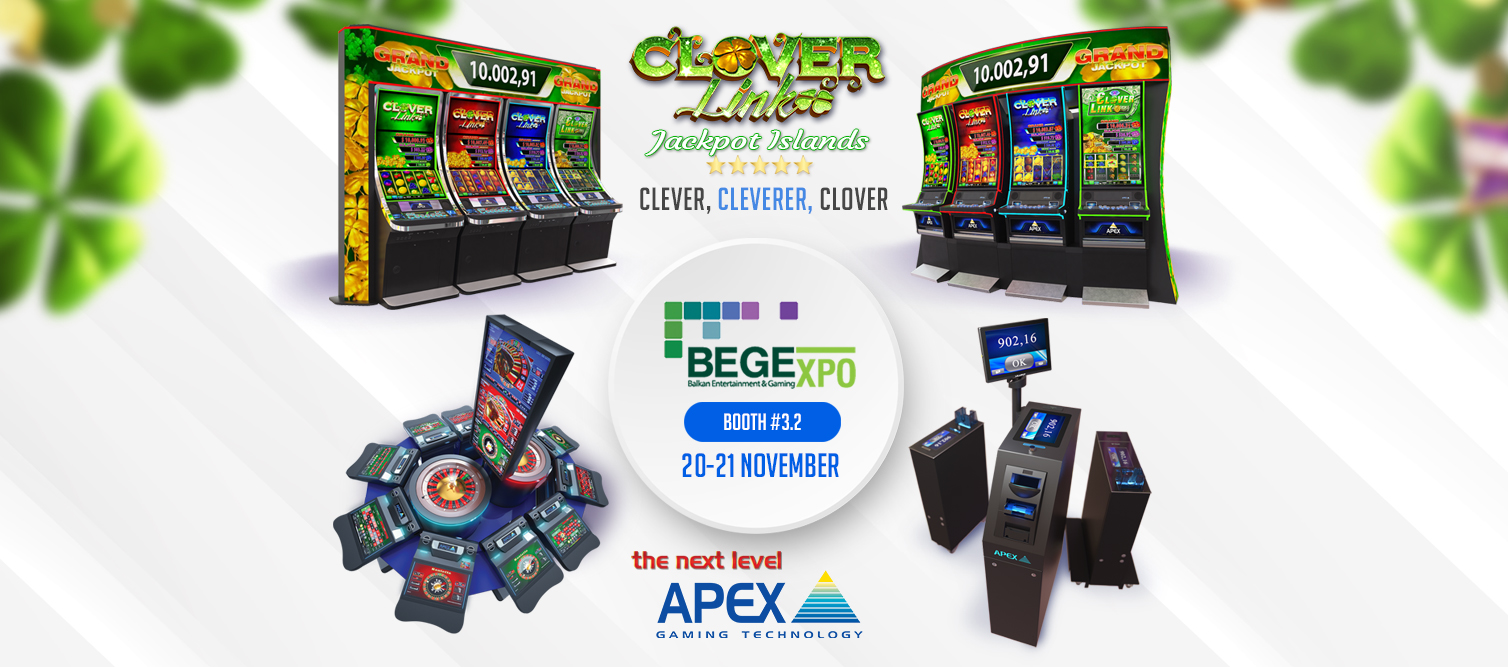 Clover Link centre stage at BEGE