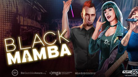 Play'n GO teams up with Italian super band to create Black Mamba slot game