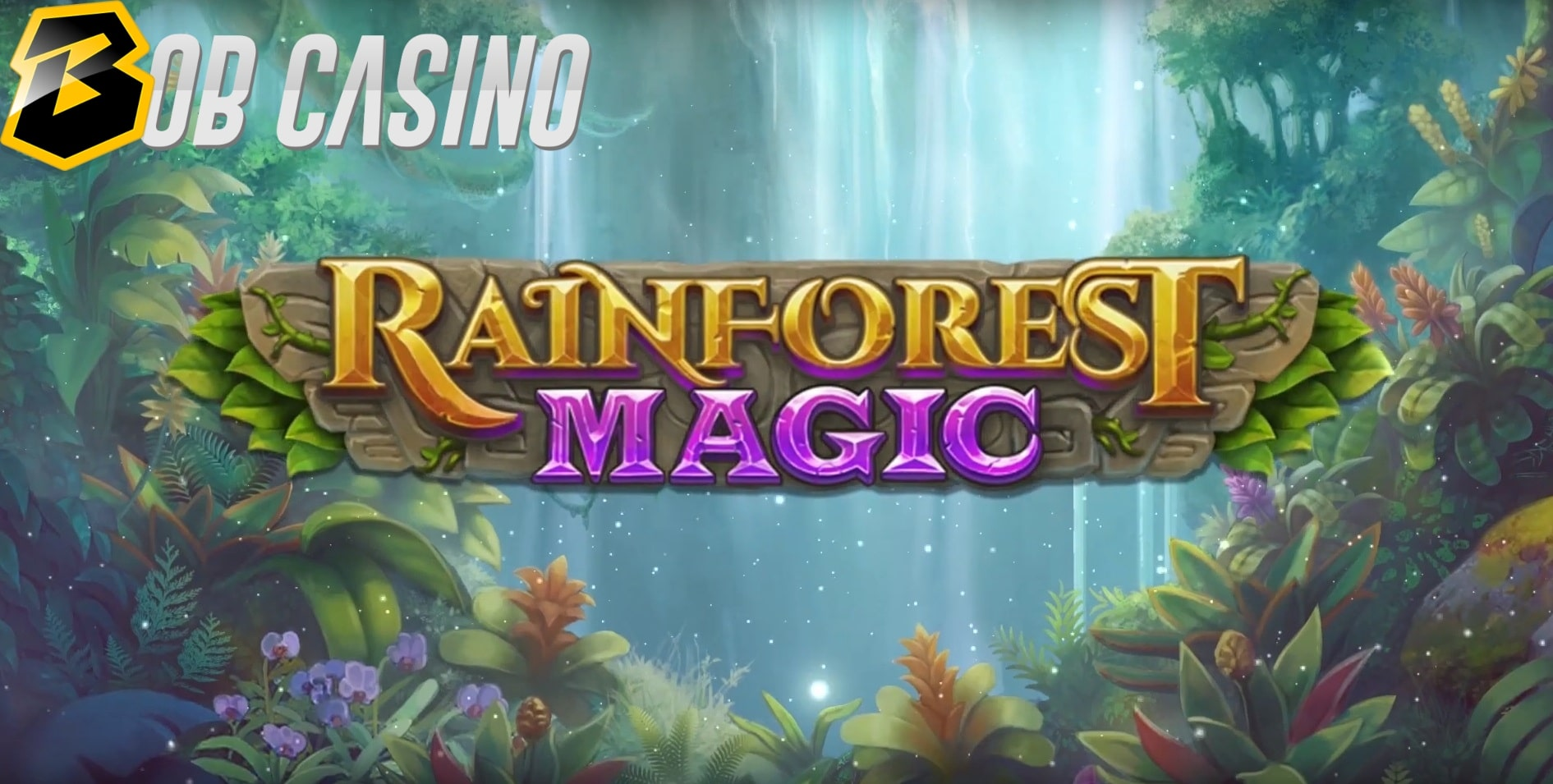 Rainforest Magic Slot Review (Play'n GO)