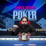 Alexandros Kolonias earns 2019 WSOPE Main Event Title