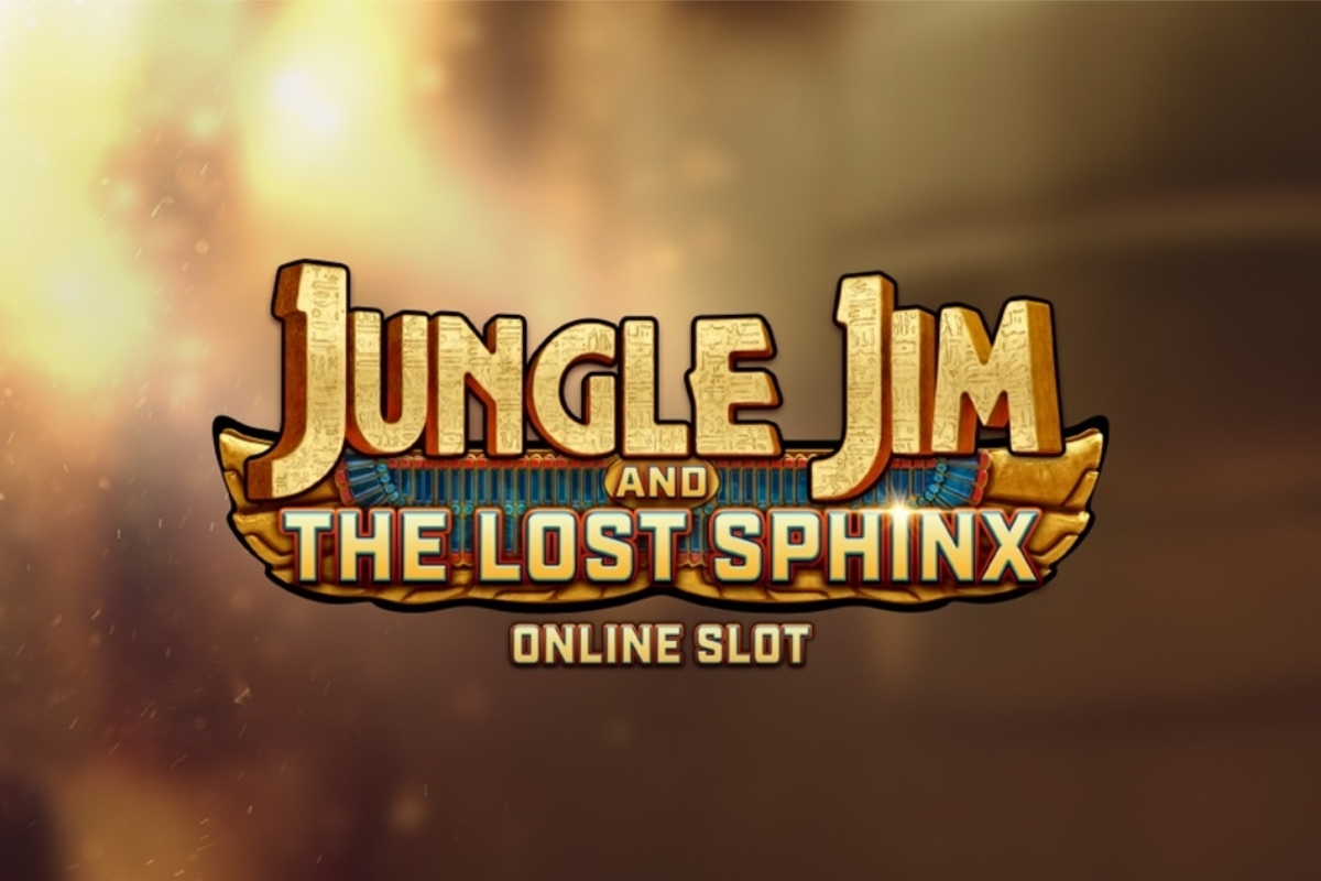 """Microgaming Releases """"Jungle Jim and the Lost Sphinx"""" Slot Game"""