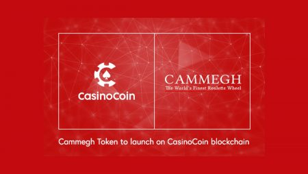 Cammegh rolls out first phase of CasinoCoin blockchain integration