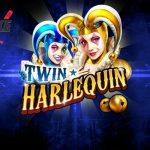 Red Rake Gaming announces colorful new Twin Harlequin slot game with roulette feature