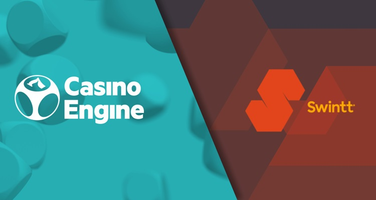 "CasinoEngine to integrate ""new star"" Swintt's gaming content"