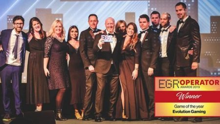 Evolution scores Game of the Year at EGR Operator Awards for its MONOPOLY Live