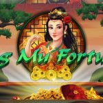 Fortune Factory Studios harnesses the essence of a classic Chinese myth in new slot Long Mu Fortunes