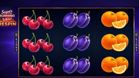 Playson live with Yobetit; launches new Super Burning Wins Re-spin slot