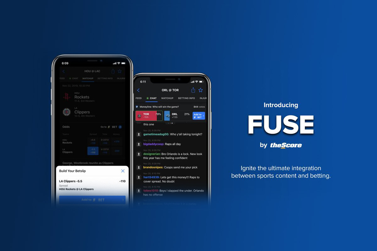 """Score Media and Gaming Releases """"FUSE"""""""