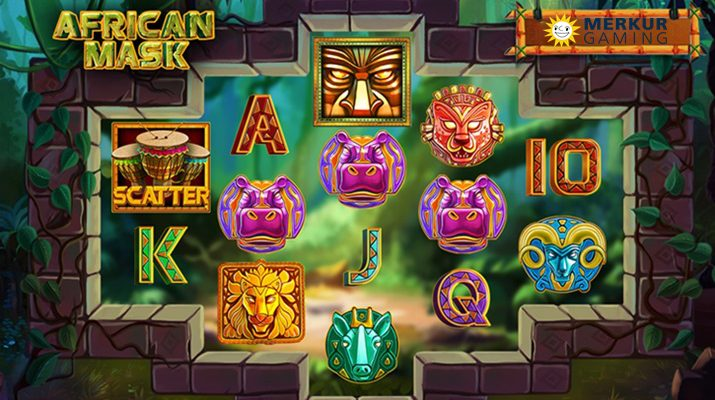 Merkur scores hat trick with release of three new tropical-themed slots