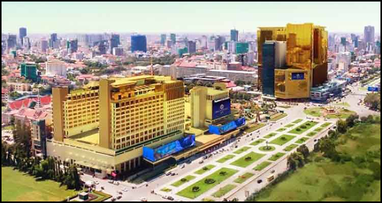 NagaCorp Limited extends Phnom Penh exclusivity into 2045