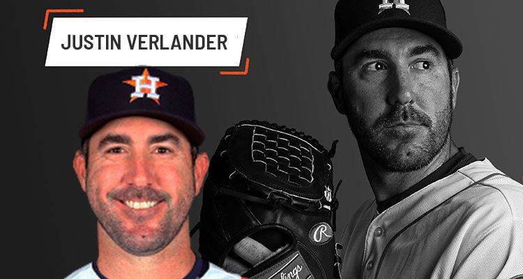 Justin Verlander of the Houston Astros Wins the 2019 Major League Baseball American League Cy Young Award