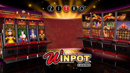 Zitro enters Winpot Casinos