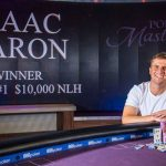 Isaac Baron takes title at 2019 Poker Masters Event #1